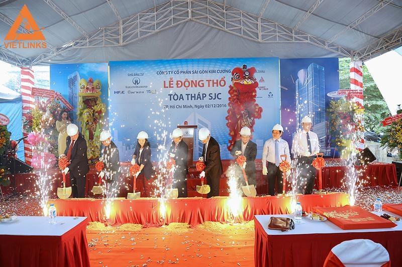 Vietlinks là một trong những công ty uy tín và nổi tiếng trong lĩnh vực tổ chức sự kiện tại TP. Hồ Chí Minh