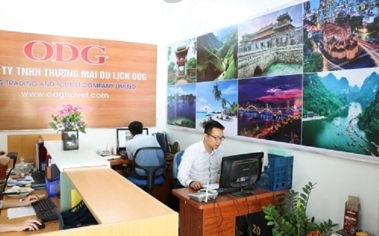 Văn phòng của ODG Travel