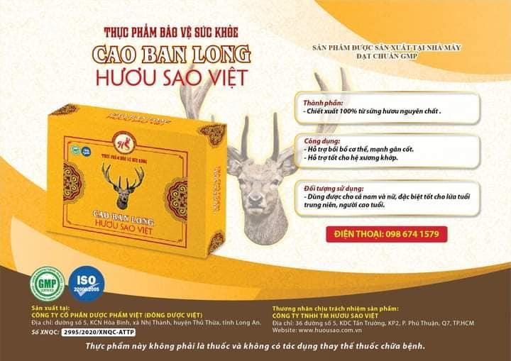 Công ty TNHH thương mại Hươu Sao Việt