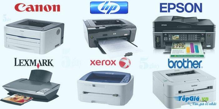 TMC sửa chữa được tất cả các loại máy in hiện có trên thị trường hiện nay.
