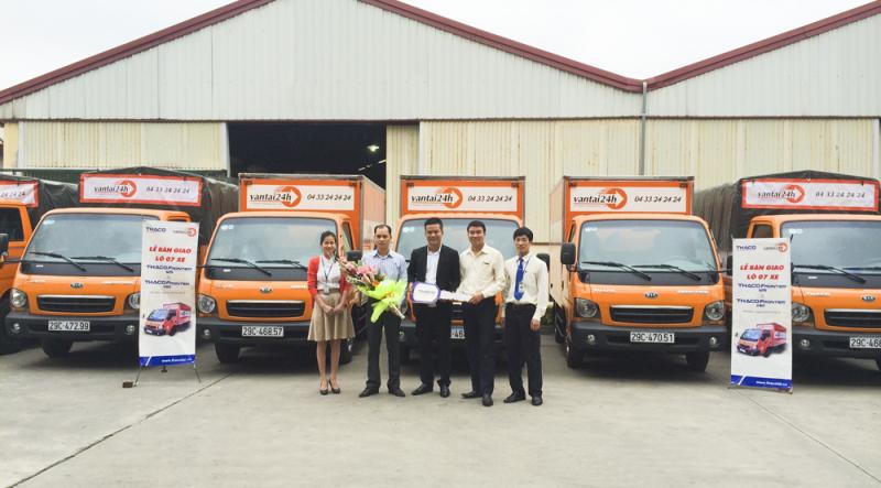Công ty TNHH thương mại và dịch vụ vận tải 24 giờ