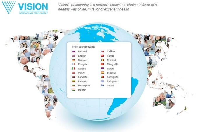 Công ty TNHH Thương Mại Vision Việt Nam chính thức đi vào hoạt động trong năm 2002