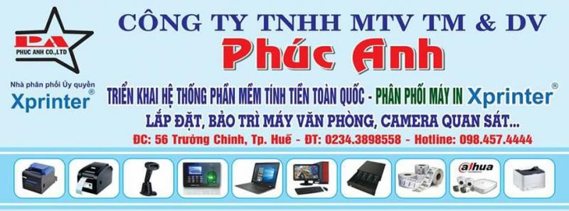 Công ty TNHH TM & DV Phúc Anh