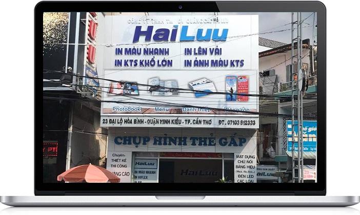Công ty TNHH TM & DV Quảng cáo HẢI LƯU