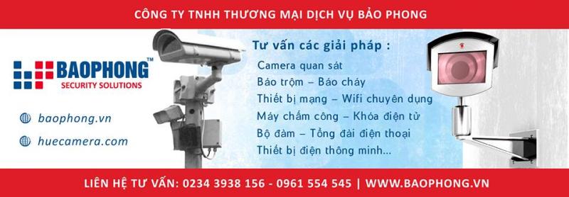 Công ty TNHH TM DV Bảo Phong