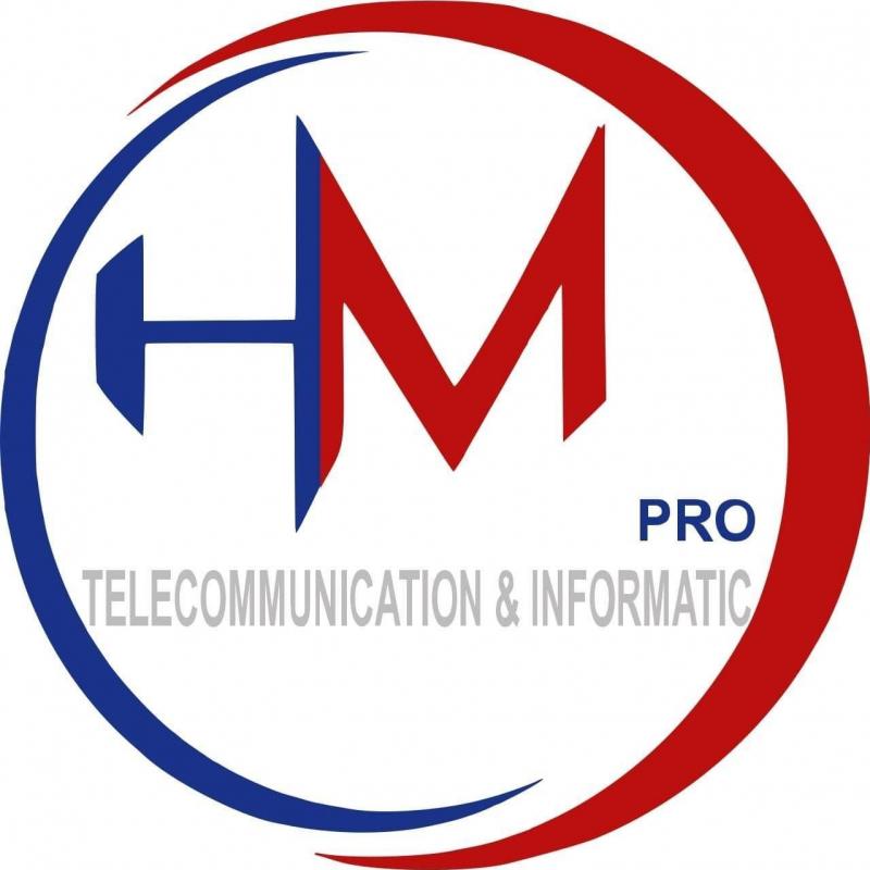 Logo Công ty TNHH TM DV Công Nghệ Huy Minh Pro