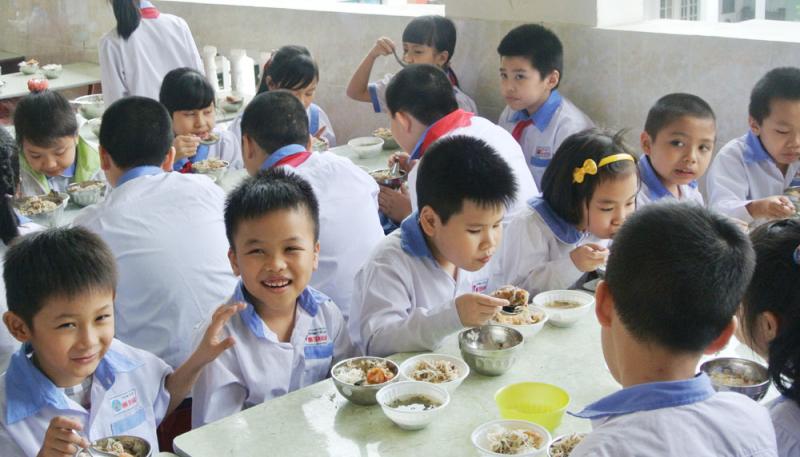 Mina Catering trở thành một địa chỉ mũi nhọn trong việc phục vụ dịch vụ bếp ăn trường học tại Tp HCM và các tình lân cận.