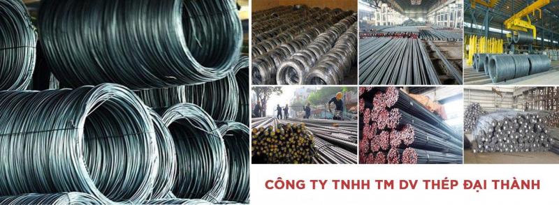 Công ty TNHH TM DV Thép Đại Thành