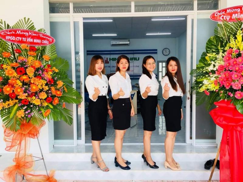 Công Ty TNHH TM DV Tư Vấn Minh Châu