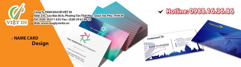 Công ty TNHH Thương mại In ấn Việt
