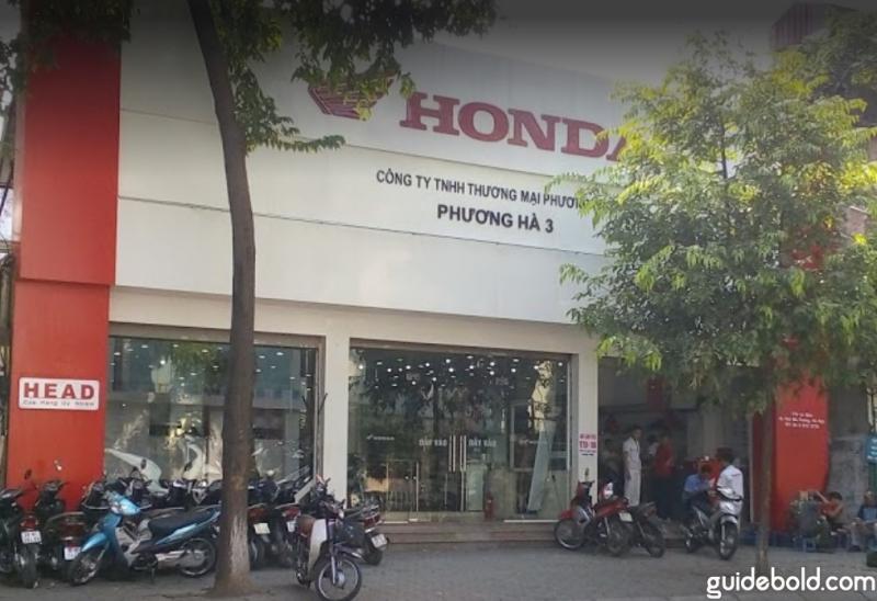 Honda Phương Hà
