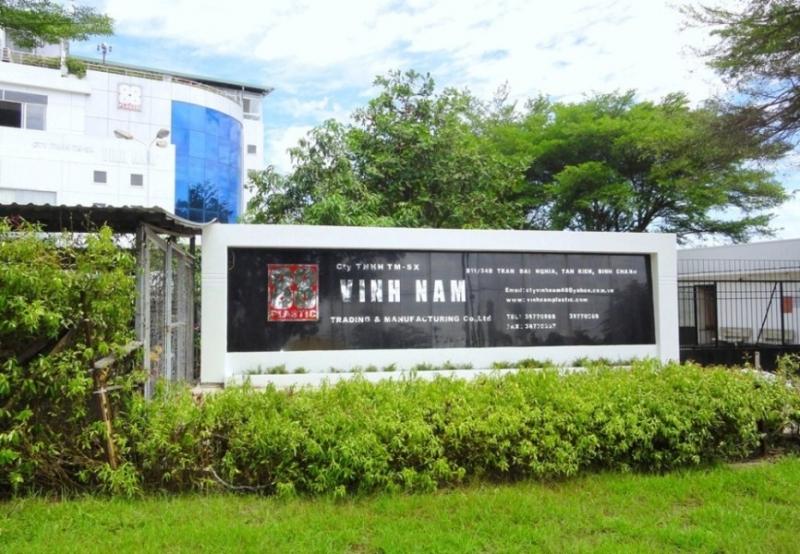 Công Ty TNHH TM SX Vinh Nam