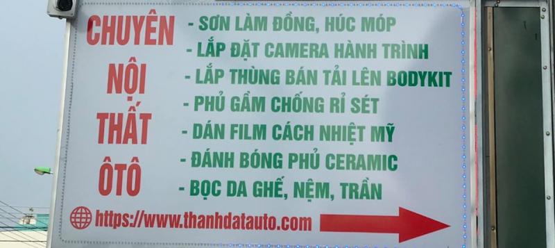 Mốt số dịch vụ tại Thành Đạt