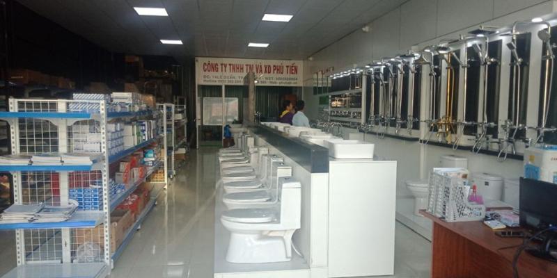 Showrom Phú Tiến