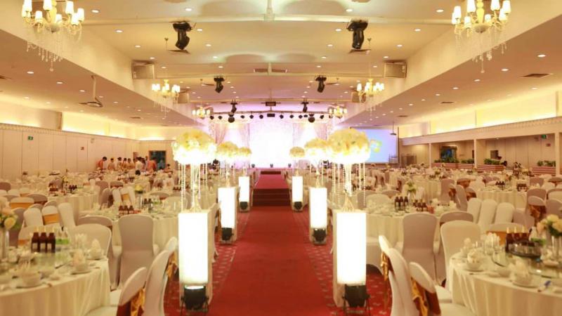 Công ty TNHH tổ chức sự kiện Vạn Hoa