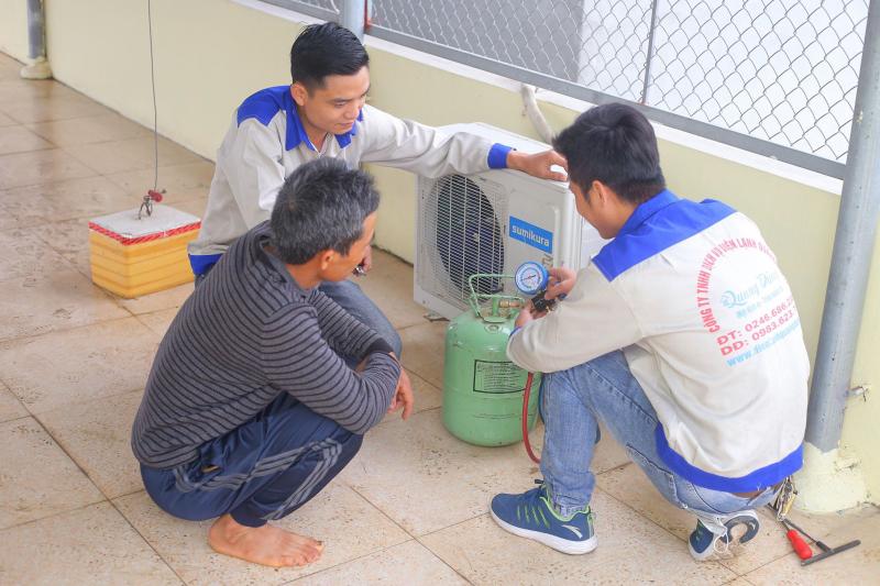 Công Ty TNHH Tổng Hợp Dịch Vụ Quang Dũng