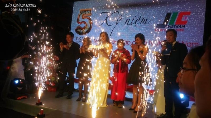 Bảo Khánh Media có nhiều kinh nghiệm trong tổ chức các sự kiện.