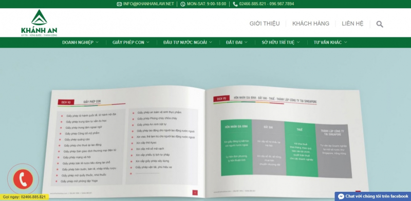 Công ty TNHH Tư Vấn Khánh An (Khanh An Consultant)