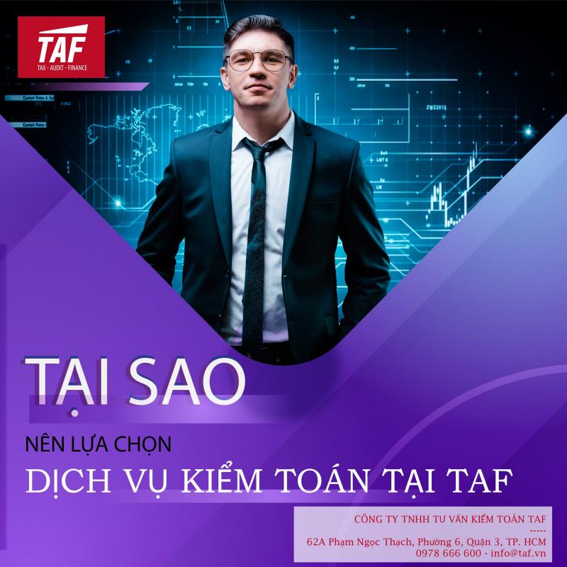 Công ty TNHH Tư vấn kiểm toán TAF