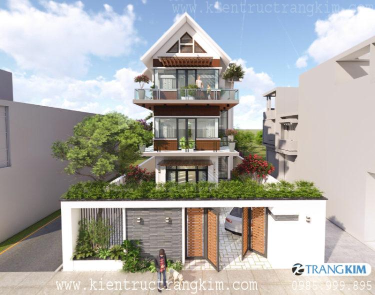 Công Ty TNHH tư vấn kiến trúc & đầu tư xây dựng Trang Kim