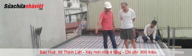 Công ty TNHH tư vấn kiến trúc xây dựng nhà Việt