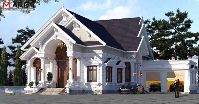 Công ty TNHH tư vấn thiết kế và xây dựng M.ARCHI
