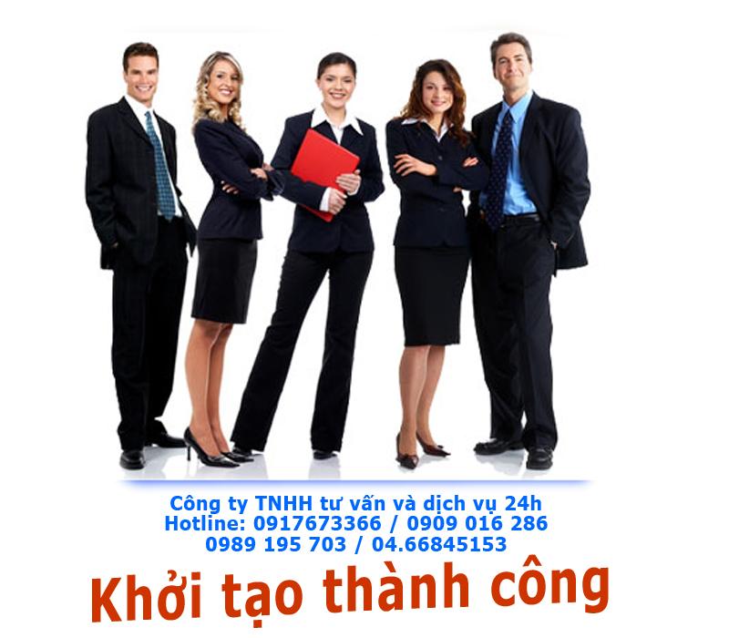 Công ty tư vấn và dịch vụ tổng hợp 24H
