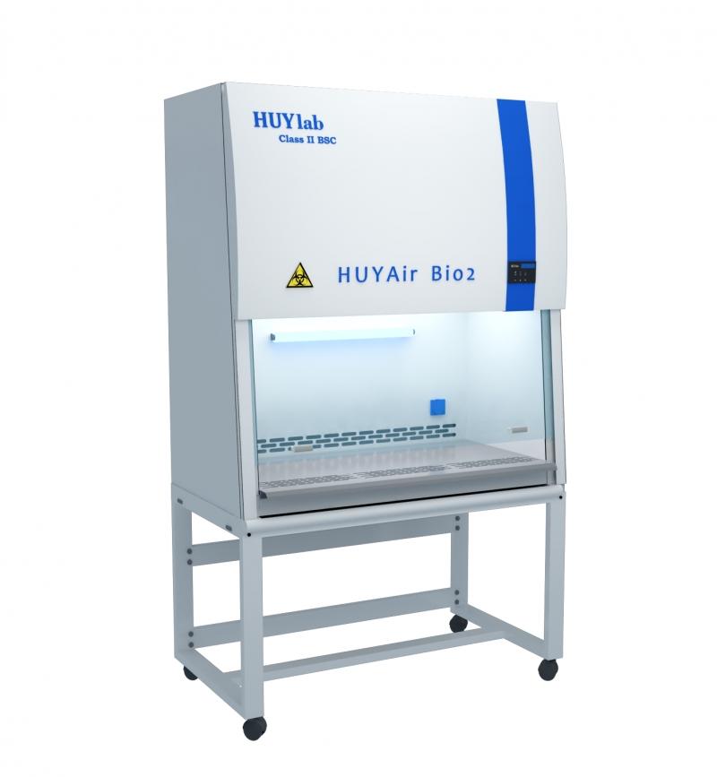 Tủ an toàn sinh học cấp II, HUYAir Bio2