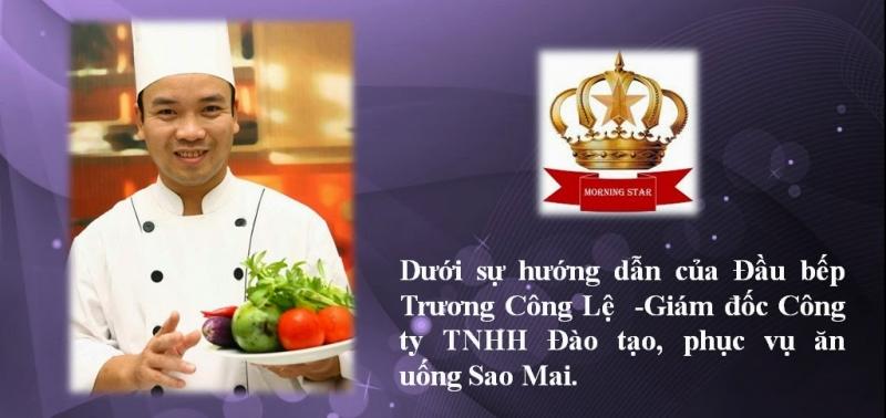 Công ty TNHH và Phục vụ ăn uống Sao Mai