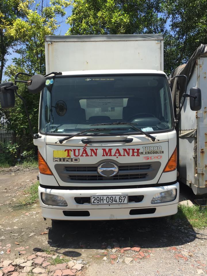 Công ty TNHH Vận tải & Thương mại Tuấn Mạnh