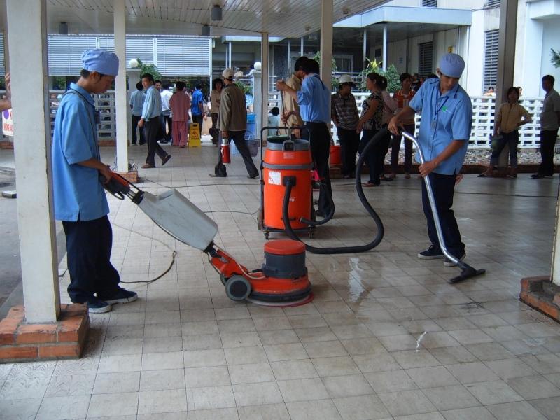 Dịch vụ vệ sinh Cây xanh Miền Nam
