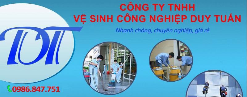 Công ty TNHH vệ sinh Duy Tuấn