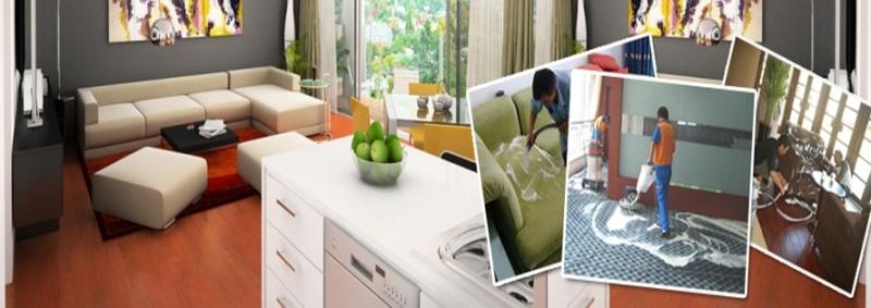Công ty TNHH vệ sinh nhà sạch Hoàn Mỹ