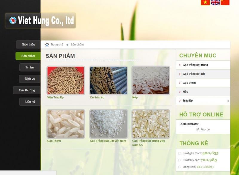 Công ty TNHH Việt Hưng