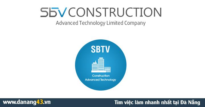 Công ty TNHH Xây dựng & Công nghệ mới SBTV