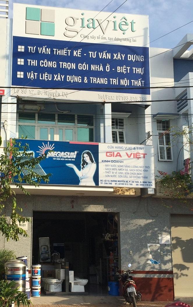 Công ty TNHH xây dựng & thương mại Gia Việt