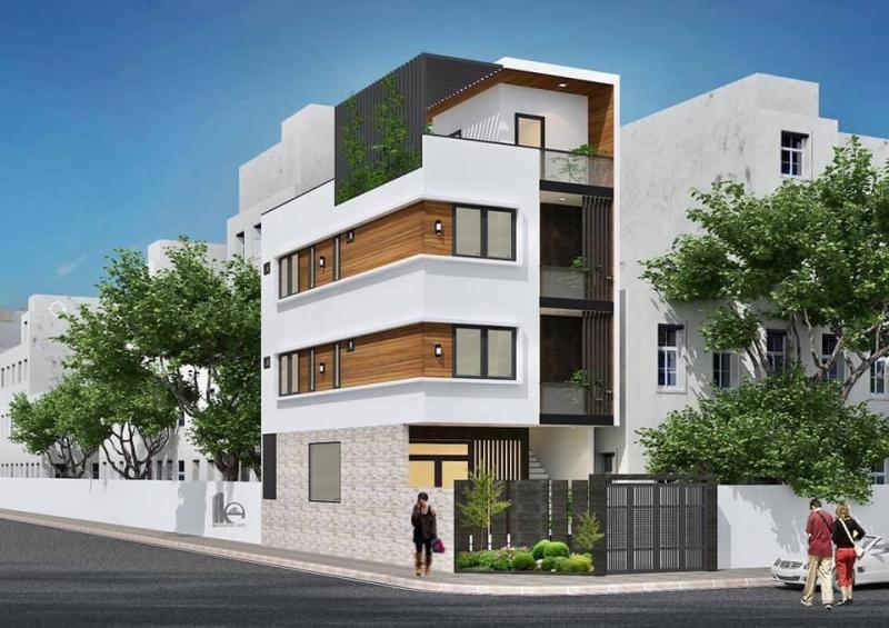 Công ty TNHH Xây dựng Kiến trúc Khánh An