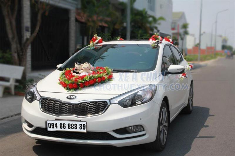 Dịch vụ cho thuê xe hoa Á Châu