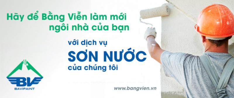 Công ty TNHH XD-TM Thi Công Sơn Bằng Viễn