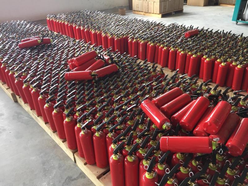 Công ty TNHH XNK TM DV Phòng Cháy Chữa Cháy Phát Đạt