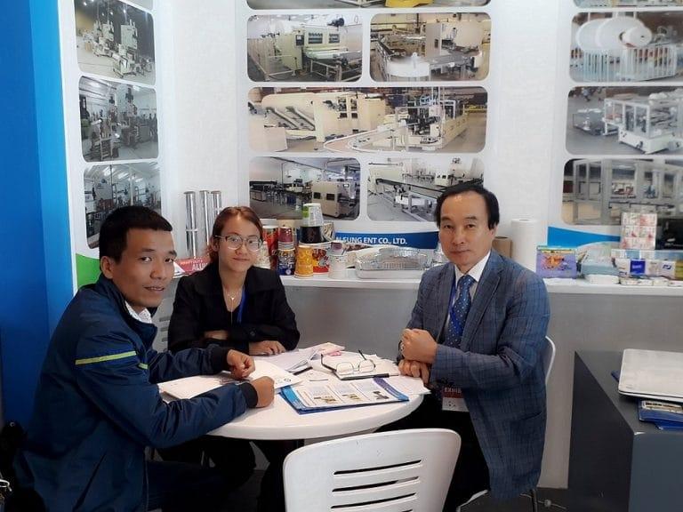 HANAMY ký kế hợp đồng làm đối tác với doanh nghiệp KOREA