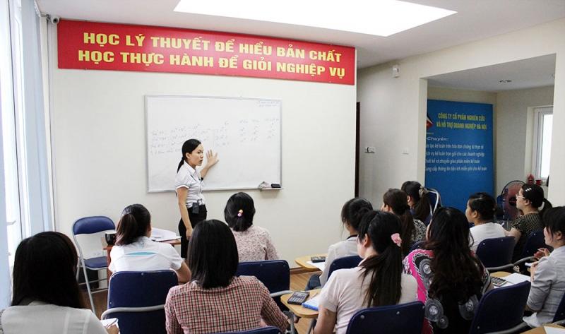 Công ty TNHH Xuất nhập khẩu và đào tạo Trung Đai Phát