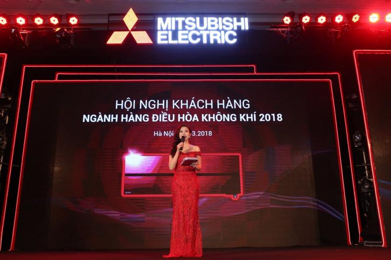 Hội nghị khách hàng nhãn hàng Mitsubishi Electric