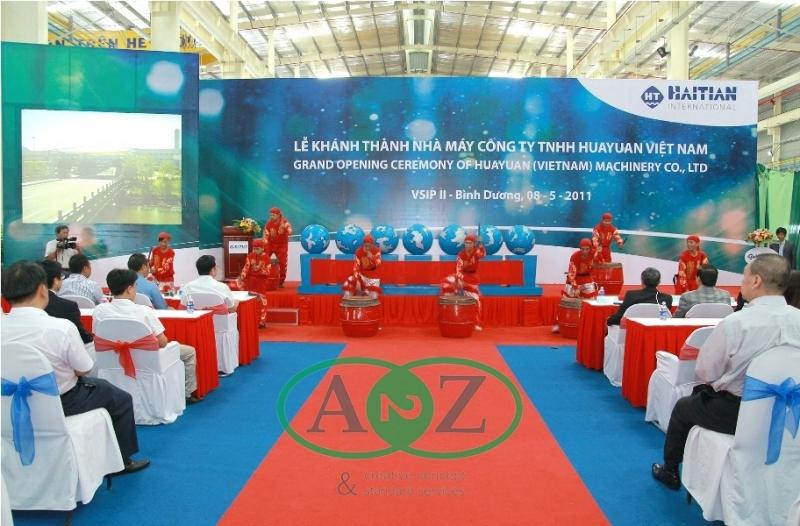 A2Z Event là một trong những công ty nổi tiếng hàng đầu trong lĩnh vực tổ chức sự kiện