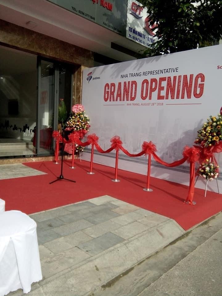 Công ty tổ chức chuyên nghiệp ở Nha Trang – Le Sel De La Terre