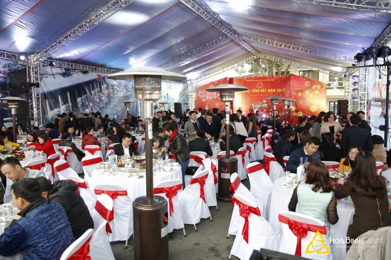 Công ty tổ chức sự kiện HoabinhEvents
