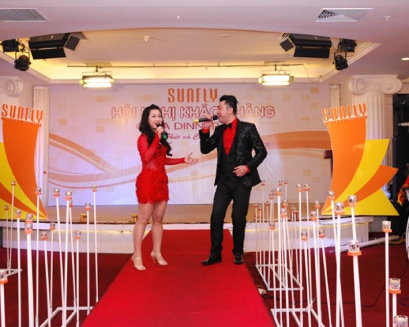 Tổ chức sự kiện cuối năm do công ty tổ chức sự kiện MPA Event & Media thực hiện