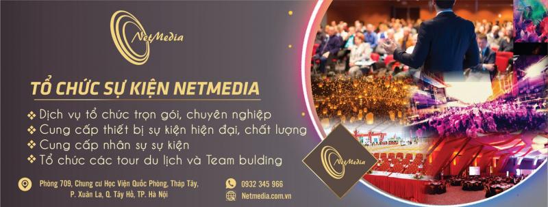 Công ty tổ chức sự kiện Netmedia
