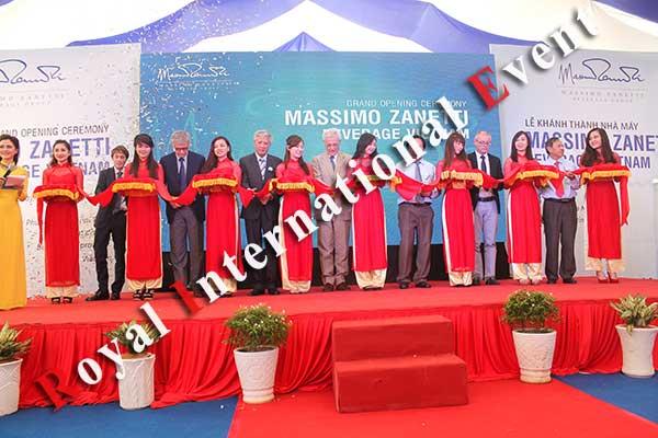 Công ty tổ chức sự kiện quốc tế Hoàng Gia