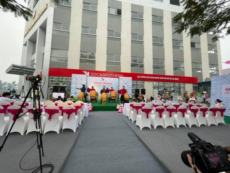 Công ty Tổ chức Sự kiện Rồng Việt
